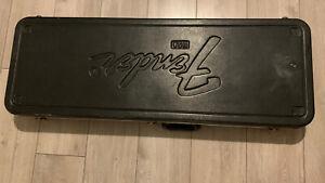 SKB Fender case 70' for Stratocaster Telecaster re-designed to Offset guitar