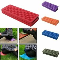 Outdoor Protable Foldable Foam Seat Pad Waterproof Chair Cushion Hiking Garden