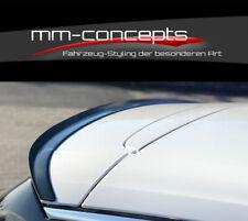 Cup Dachspoiler Aufsatz SCHWARZ Opel Astra MK5 K OPC Line Spoiler Verlängerung