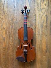 Rare Vintage Violin Antonius Stradivarius Cremonenfis Faciebat Anno 17 w/ Case