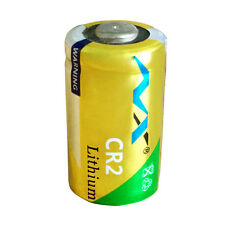Genuine 750mAH 3V CR2 Li-ion Rechargeable Battery for Torch Camera Toy
