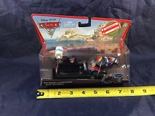 Disney Pixar Cars Movie 2 - PITSTOP LAUNCHER Max Schell