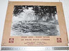 RARE PHOTO CINEMA MGM 1947 VALSE DANS L'OMBRE ROBERT TAYLOR VIVIEN LEIGH