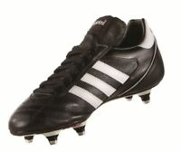 Adidas Kaiser Five Cup Fußballschuhe Stollen Schuhe Herren schwarz weiß rot