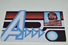 Marvel Heroclix Avengers Assemble Hercules ID Card AVID-004