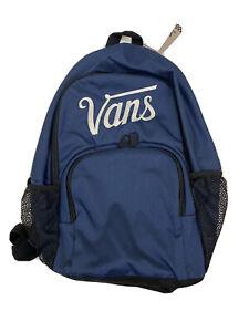 Vans Alumni Pack 3-B Unisex Blue Backpack