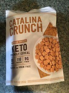 CATALINA CRUNCH Graham Cracker KETO Cereal 9 oz