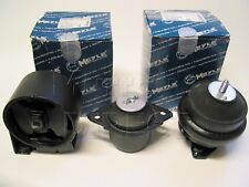 MEYLE Engine and Gearbox Mount Mounting Set VW Mk2 1.6 1.8 Jetta Golf GTI 8V