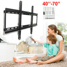 "TV Bracket Wall Mount For Samsung TV 26 30 32 37 40 42 44 47 55"" LCD LED Plasma"
