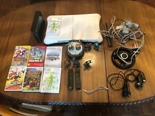 Nintendo Wii Black Console with Balance Board + 6 games plus more