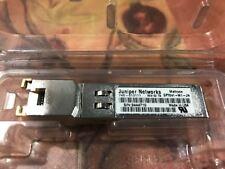 Juniper SFP-1GE-T 1000Base-T Optic EX4200 EX4300 EX-SFP-1GE-T 740-013111 module