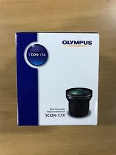 OLYMPUS Teleconversion lens 1.7 times TCON-17X for digital camera