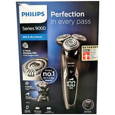 Philips Series 9000 S9721/41 Elektrischer Nass- und Trockenrasierer -  Gebürstetes Chrom