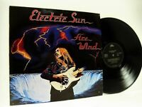 ELECTRIC SUN fire wind LP EX+/VG 0060.378, vinyl, album, acid rock, hard rock,