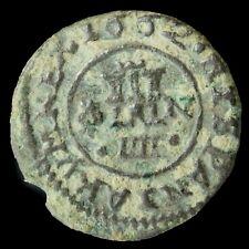 Felipe IV, 4 Maravedis Granada, 1662 - 16 mm / 1.19 gr
