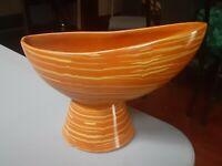 McCoy Pottery - Harmony Line - Orange Bowl/Planter