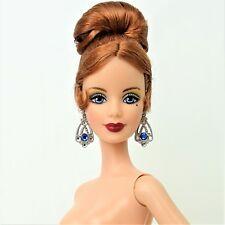 Bambola Barbie Ambasciata VALZER Modello Musa hybrid Nude