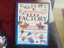 The Knowledge Factory Hardback English Reference Aladdin Books 1996