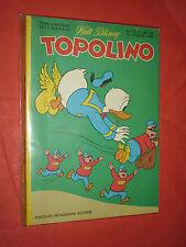 WALT DISNEY-TOPOLINO libretto- n° 718 a - originale mondadori- anni 60/70