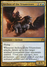 1x Archon of the Triumvirate Return to Ravnica MtG Magic Gold Rare 1 x1 Card
