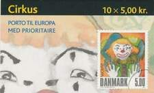 Denemarken booklet MNH 2002 PB 64 / S123 - Europa / Circus