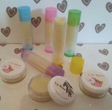 100% Natural Lip Balm Homemade