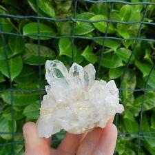 Minerali *** CRISTALLI di QUARZO Svizzera (Code: MQ656C)
