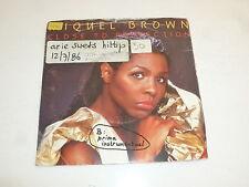 "MIQUEL BROWN - Close To Perfection - 1985 Dutch 7"" Juke Box Vinyl Single"