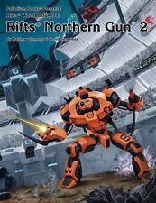 Rifts RPG: World Book Northern Gun 2 PAL 0888