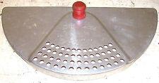 Vintage Drainette Aluminum Strainer for Pasta & Veg. Draining with Wooden Handle