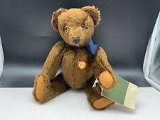 Sigikid Stofftier Sammler Teddy Bär 32 cm. Top Zustand