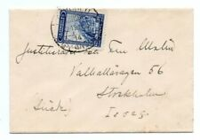 TURKEY: Cover to Sweden 1953.