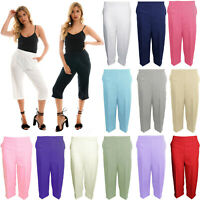 Womens Fleece Casual Jogging Joggers Tracksuit Bottoms Ladies Jog Pants 10-18
