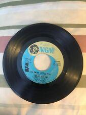 45 Rpm Vinyl Donny Osmond Go Away Little Girl / Time To Ride