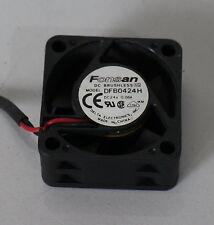 04-13-02472 ventiladores fan fonsan dfb0424h 24v - 0,08a 40x40x20mm