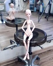 Blank 1/4 Bjd Doll Girl Elizabeth Free eyes Without any makeup