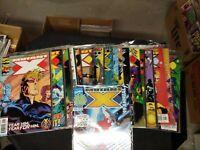 MUTANT X #1-18, 27,& 28 Plus Annual NM/UNREAD CONDITION Marvel Comics  (S165)
