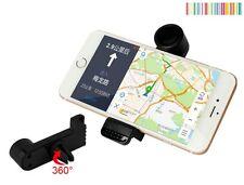 SOPORTE UNIVERSAL AIRE ACONDICIONADO DE COCHE PARA MOVIL IPHONE SAMSUNG HTC BQ