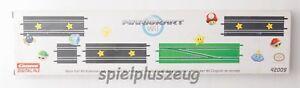 Carrera Digital 143 Mario Kart Wii Ausbauset 42009 NEU