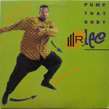 "Mr LEE - Pump That Body 7"" 45"