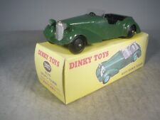 Dinky Toys 4 SEAT ALVIS CONVERTIBLE #38d IN EXCELLENT BOX