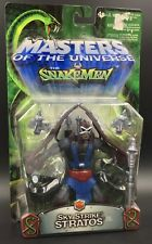 He-Man & Masters of the Universe 200X SKY STRIKE STRATOS 100% Complete Snakemen
