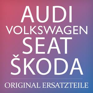 Original VW SEAT SKODA up! e-up! Mii Abdeckung titanschwarz 1S0863680BE82V