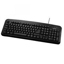 K212 Basic Keyboard Black UK Layout