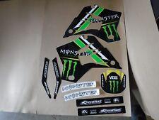 TEAM PRO CIRCUIT  graphics Kawasaki   KDX200 KDX220   1995-2006