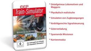 EEP Train-Simulator Mission V1.122 (Download-Code): Eisenbahn-Simulation