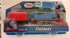 Thomas & Friends Track Master Motorized Train (Thomas) with Cargo Car NIB