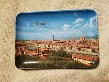 "Small Plate FIRENZE 6 "" x 4 "" Made in Itay Mebel 67"
