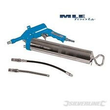 Silverline Aria Pistola Ingrassaggio 400cc Automotive Workshop COMPRESSORE D'ARIA linea 427558