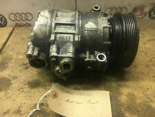 Aircon pump conditioning compressor - AUDI RS6 C5 4.2 BCY